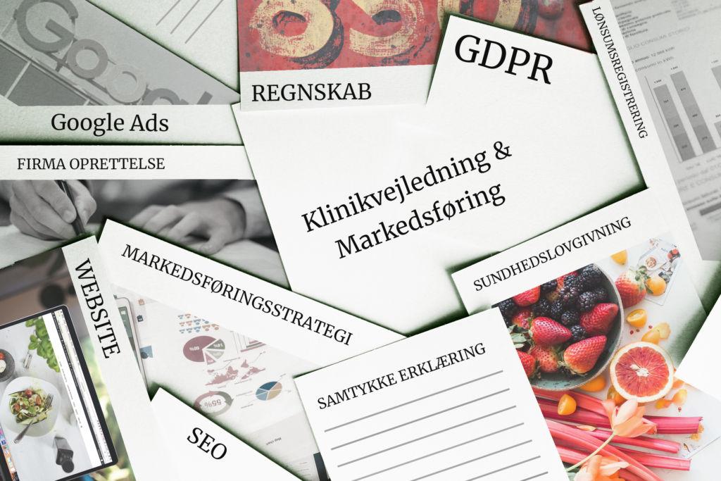 Klinikvejledning & Markedsføring